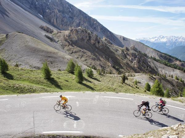 French Alps cycling holiday