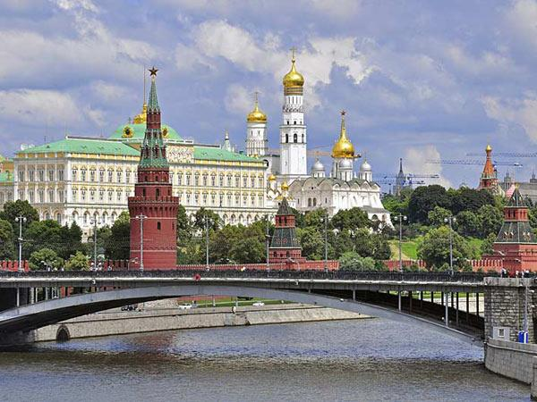 Russia small group tour