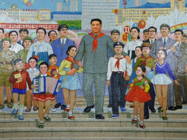 North Korea highlights and walking tour