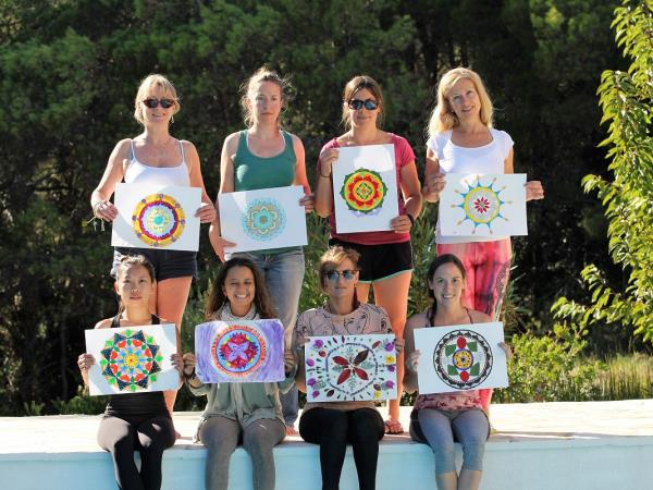 Croatia yoga retreat on Island of Vis