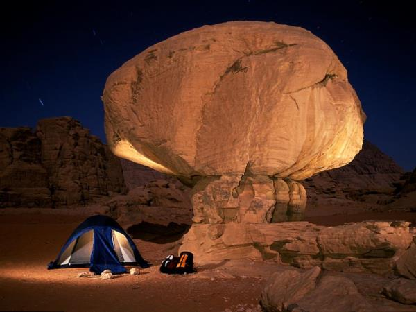 Trekking holiday to Petra & Wadi Rum, Jordan
