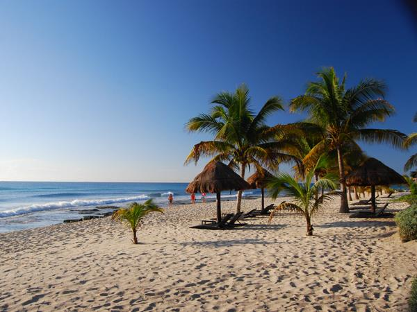 Mexico holiday, Mayan Yucatan and Coast