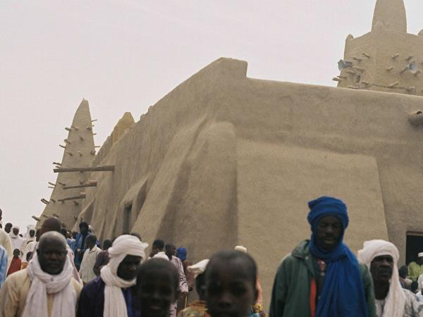 Mali tour, Festival on the Niger