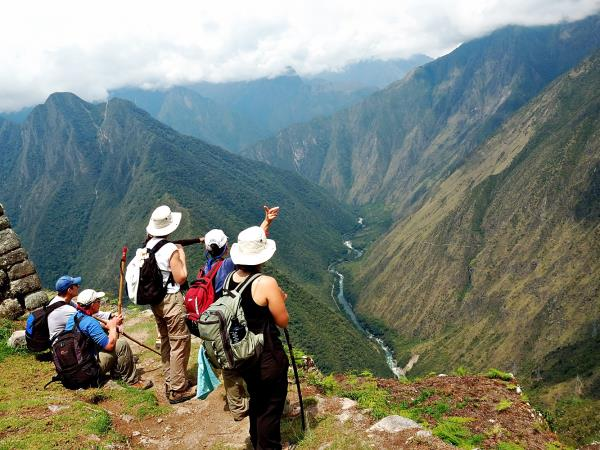 Classic Inca Trail holiday, 10 days