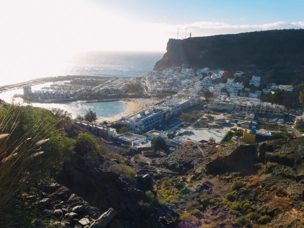 Gran Canaria cycling camp tour
