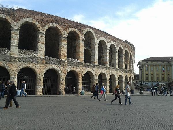 Cultural tour of Italy, Verona to Milan