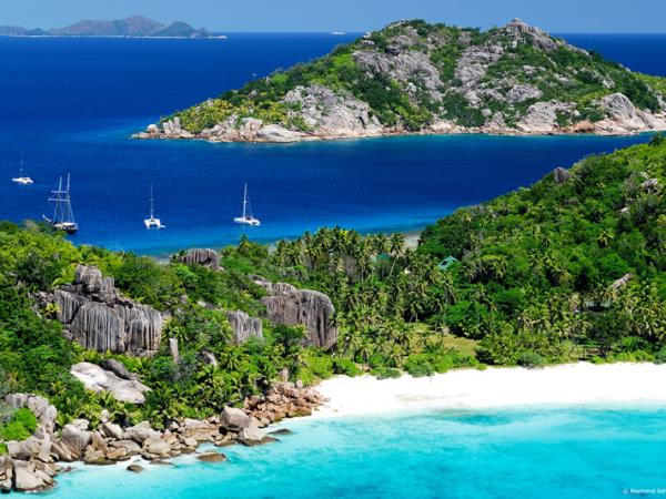 Seychelles 7 day sailing cruise
