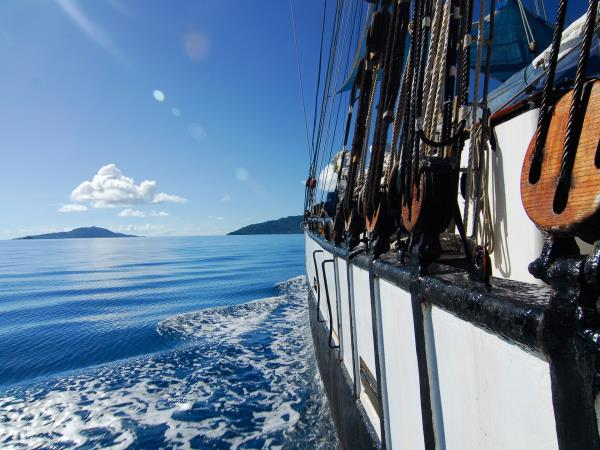 Seychelles sailing holiday
