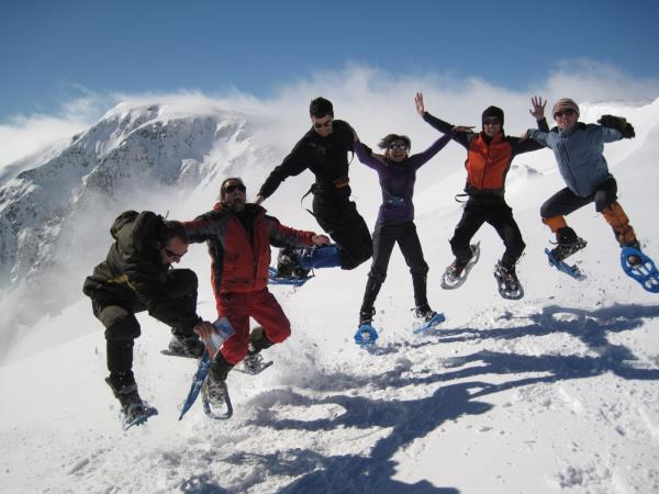 Snowshoeing holiday in Bulgaria, Rila mountain