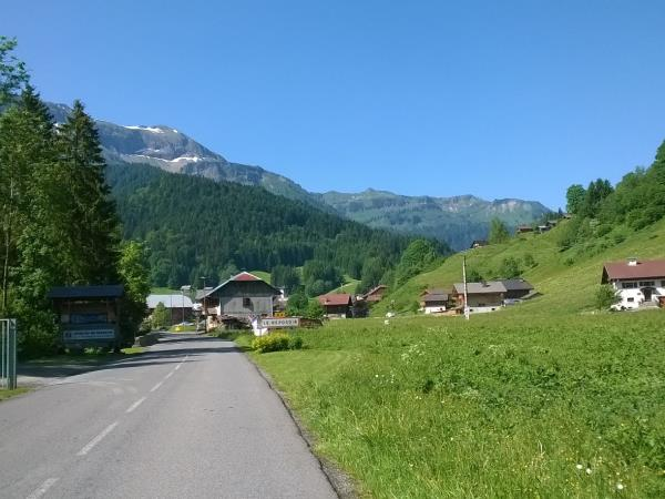 French Alps road cycling holiday