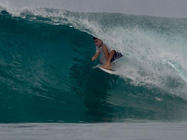 Fiji surfing holiday
