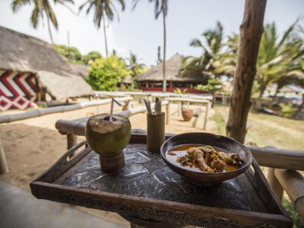 Ghana holidays, eco lodge with village tour