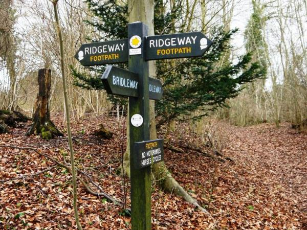 The Ridgeway walking holiday, England