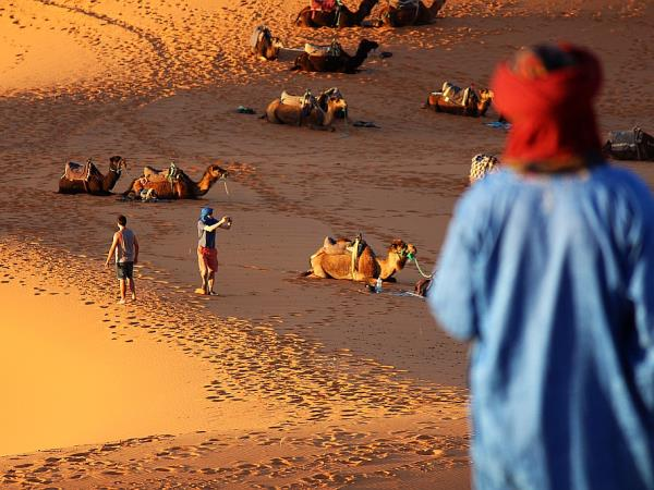 Morocco holiday on a shoestring