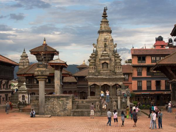Nepal small group tour