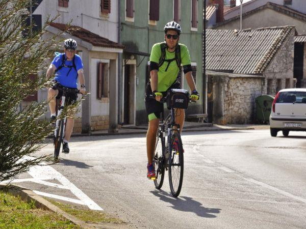 Trieste to Pula cycling tour, self guided