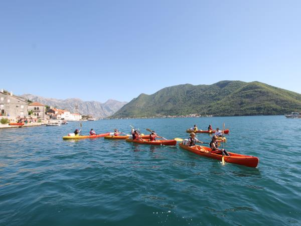 Kayaking holiday in Montenegro