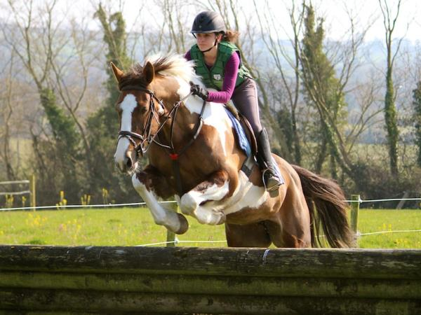 Cross country riding holiday in Ireland