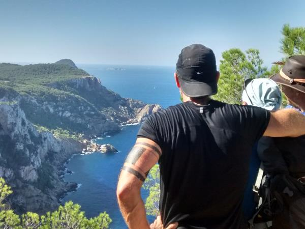 Walking holiday in Ibiza, adventure around the island