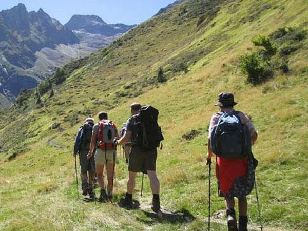 The GR10 Pyrenees walking holiday in France