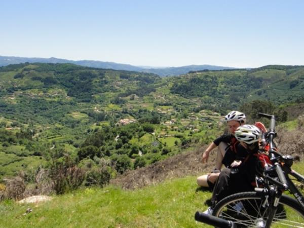 Cycling holiday in Portugal, 6 days