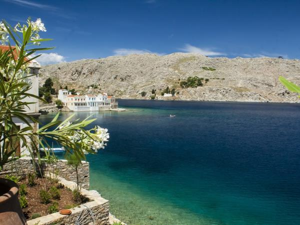 Greek islands sailing & climbing holiday