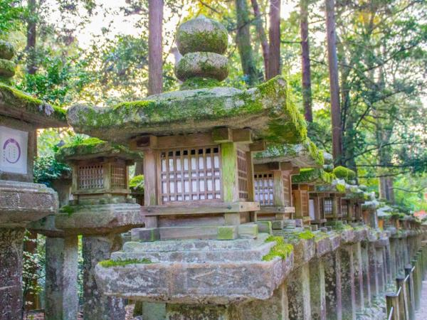 Japan ancient capitals self guided walking tour
