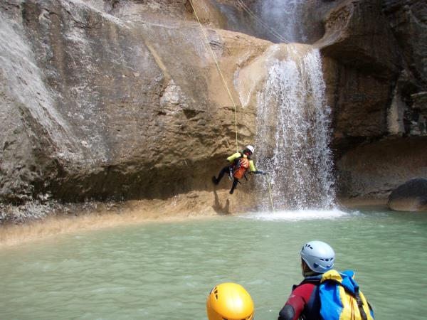 Andalucia activity holiday - canyoning, trekking and kayaking