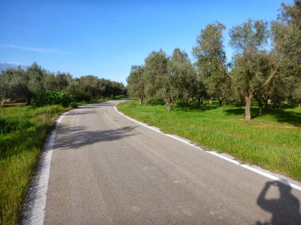 Matera to Lecce cycling holiday in Italy