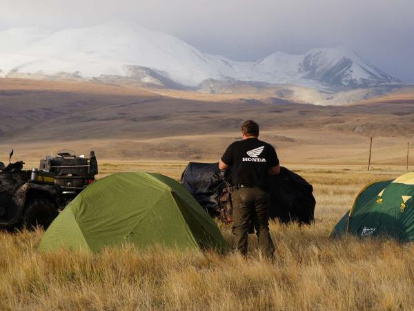 Ukok plateau tour in the Altai Mountains
