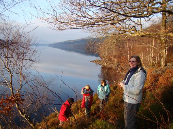 Great Glen Way walking holiday in Scotland
