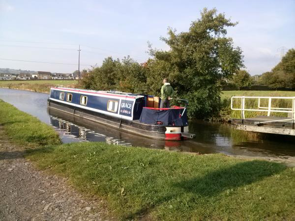 The Leeds and Liverpool Canal walking holiday, England