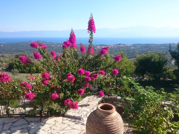 Peloponnese studio accomodation, Greece