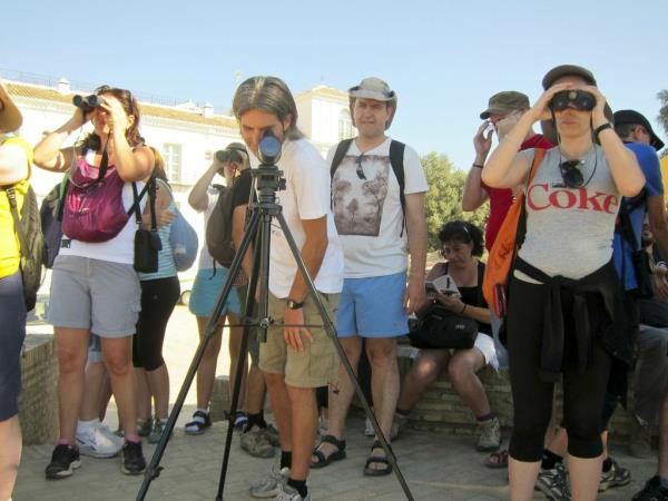 Birdwatching holiday in Andalucia