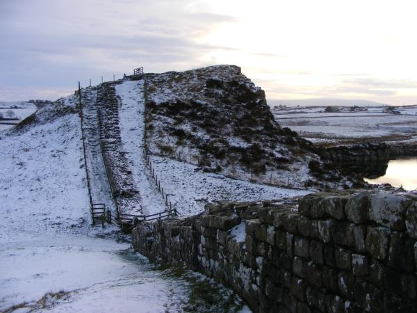Highlights of Hadrians Wall walking holiday, England