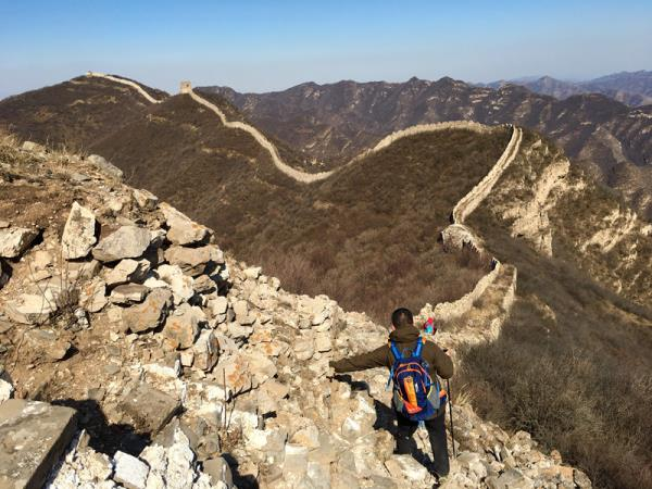 10 day Eastern Great Wall of China walking tour