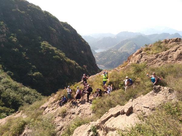 12 day Great Wall of China hiking tour