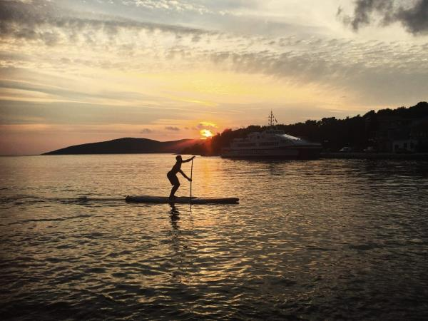 Activity holidays in Croatia