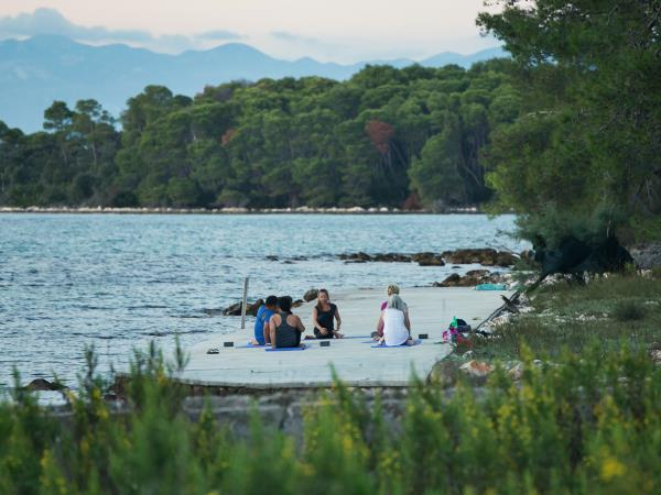 Activity and yoga holiday in Croatia