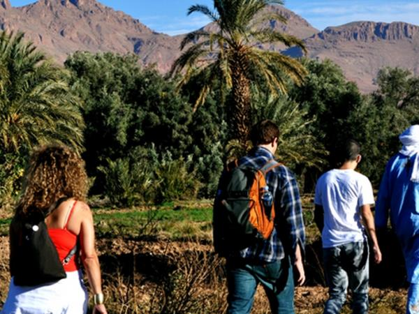 Atlas mountains trekking and culture tour, Morocco