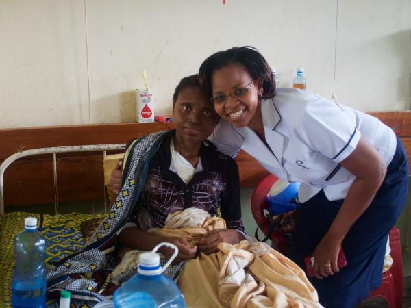 Medical volunteering in Kenya
