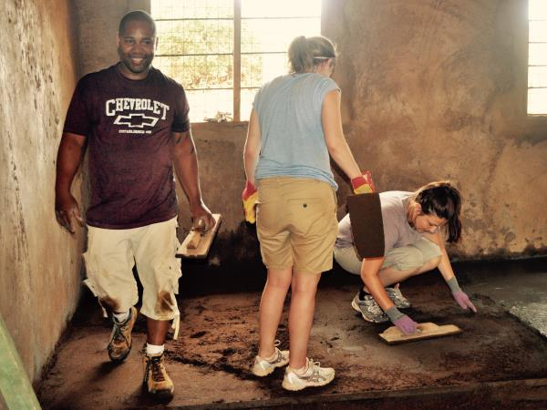 Volunteering in Kenya