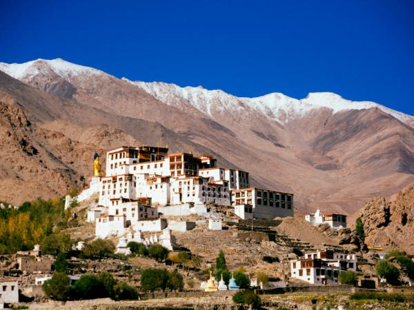 Ladakh and Changtang cultural tour, India