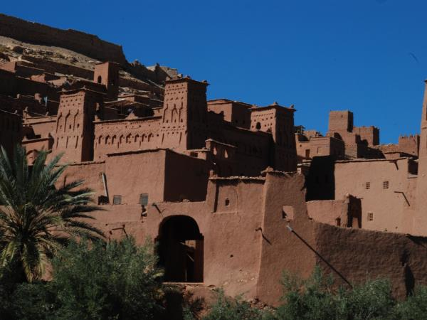 Morocco and western Sahara tour