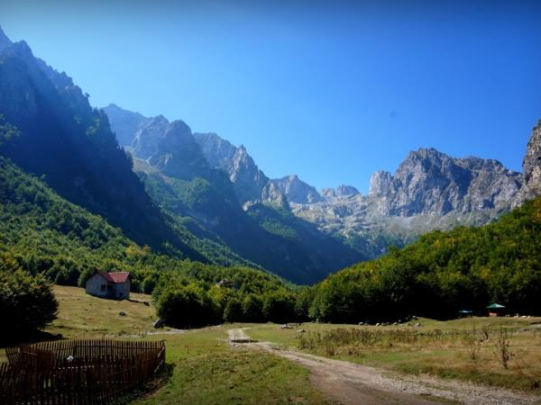 Montenegro active holiday