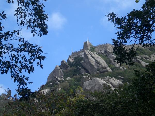 Sintra Natural Park retreats & walks in Portugal