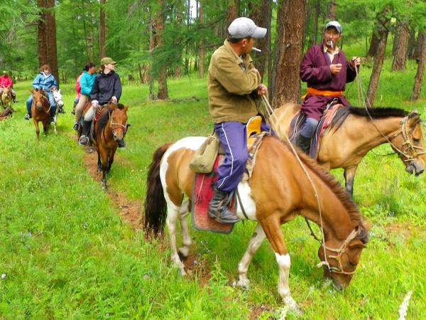 Mongolia horse riding holiday, Zavkhan Classic