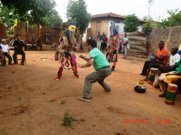 Ghana, Togo and Benin cultural holiday