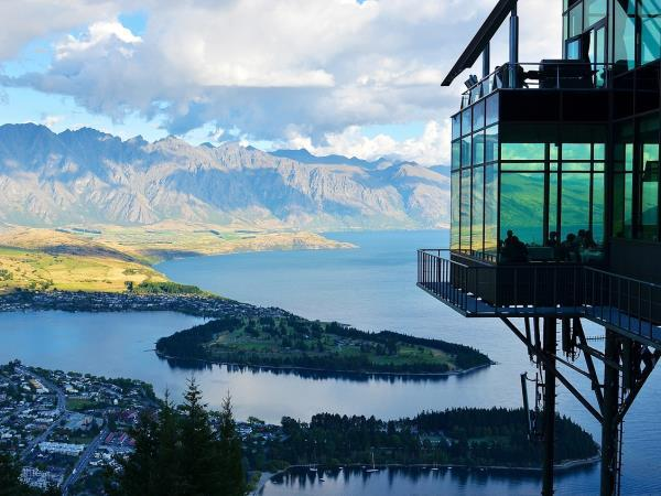 New Zealand tour, private departure