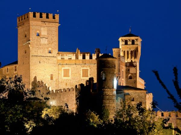 Piedmont short break stay in castle, Italy